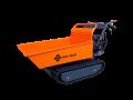 Motorové pásové kolečko - pomocník pro přepravu materiálu v obtížných ...
