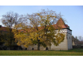 Městský úřad Budyně nad Ohří - městská památková zóna na pravém břehu řeky Ohře