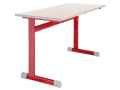 School desks single and double, fixed and height adjustable, quality and ergonomic – Prague, the Czech Republic