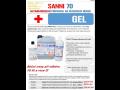 Antimikrobiální přípravky SANNI 70 a 80 na desinfekci rukou a povrchů - ...