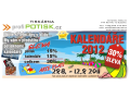 Sleva - Kalendáře, diáře s potiskem na rok 2012, Opava, Ostrava