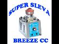 Stroj na cukrovou vatu Breeze CC Machine - akce