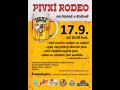 Pivní rodeo, pivní slavnosti Kočov, Bruntál