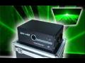 Laser show, ozvučení a osvětlení