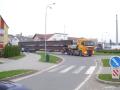Nadrozměrná, těžká přeprava, silniční kombinovaná doprava Ostrava