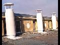 Výroba, výrobky z polypropylenu, vzduchotechnika