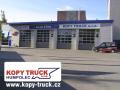 Kopy Truck - parkov�n� n�kladn�ch aut, kamion� Humpolec, D1