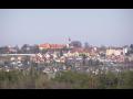 Město Borovany v Jihočeském kraji, České Budějovice, Trhové Sviny