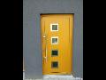 Prodej, dodávka a montáž hliníkových vchodových dveří