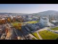 Statutární město Zlín, Zlínský kraj, muzeum obuvi, hudební festivaly, ZOO, zámek, památník Bati