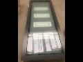 Přednosti skleněných vchodových dveří
