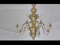 Historická svítidla, lustry, lampy, svícny Brno, prodej a restaurátorské práce