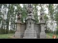 Město Osečná  v Libereckém kraji, Sousoší Tří svatých