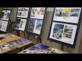 Studium designu, sochařství, restaurování, malby a fotografování