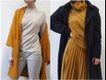 Velký výběr moderní a elegantní dámské konfekce, kabáty, saka, šaty, kalhoty i bižuterie a doplňky