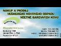 Ekologick� likvidace autovraku Jarom��ice, T�eb��
