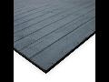 Odolná a ochranná fitness gumová rohož na podlahy pro fitness centra a tělocvičny