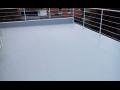 Hydroizolace proti vodě a radonu Uherské Hradiště, terasa