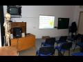 Učebna s interaktivní tabulí, Základní škola Štěpánov, okres Olomouc
