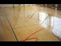 Rekonstrukce podlah sportovních hal Ústí nad Labem