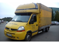 Vnitrostátní a mezinárodní autodoprava – přeprava palet, volně ložených zásilek