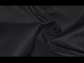 Eshop prodej metráž - černé plátno Znojmo