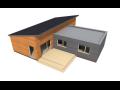Dřevostavby rodinných domů, typové domy za rozumnou cenu