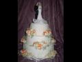 Výroba svatebních dortů, výroba svatebních koláčů Hradec Králové