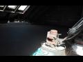 Strojně hlazené podlahy z betonové směsi