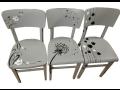 Malování, renovace židlí a nábytku na zakázku - originální vybavení domů a bytů
