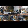 Domácí čistírny, decentralizované čištění odpadních vod - realizace systému ENCELADUS