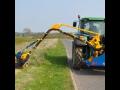 Stroje a technika pro sečení trávy - příkopové sekačky, zahradní traktory