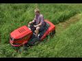 Zahradní sekací travní traktory Seco - na zahrady, sportovní hřiště, ...