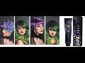 Vlasová kosmetika, barvy na vlasy, šampony, tužidla