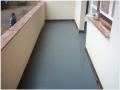 Hydroizolace balkonů, teras a bazénů