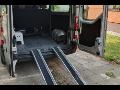Dopravní služby pro osoby těžce pohyblivé či na vozíku