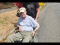 Doprava pro tělesně postižené a těžce pohyblivé