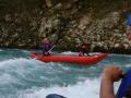 Půjčovna plavidel, nevšední zážitek, turistické sjíždění toků, adrenalinové sjezdy