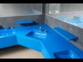 Vybavení do koupelen a sociálního zázemí z litého mramoru