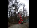 Pořez stromů, údržba zeleně, údržba veřejného osvětlení, Znojmo