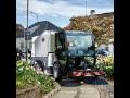 Komunální stroje – úklidová a čistící technika pro venkovní úklid