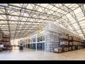Montované výrobní, skladovací a sportovní haly na míru dle přání zákazníka