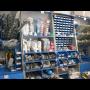 Vodoinstalační, instalatérský materiál - trubky, tvarovky, těsnící ...