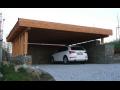 Výroba montáž stání pro auta Blansko