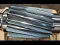 Špičkové kalení laserovým paprskem oceli, ozubených kol, hřebenů v ...