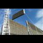 Betónové protihlukové steny, panely a mobilné zvodidlá pre pozemné ...