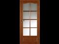 Prodej dřevěné dveře zárubně kliky laminátové podlahy PVC Hradec