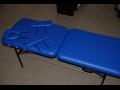 Rozkládací masážní stůl