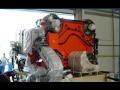 Stěhování přesun těžkých strojů nadměrných břemen předmětů
