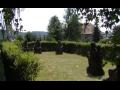 Řada barokních soch z 18. století, Obec Tuhaň